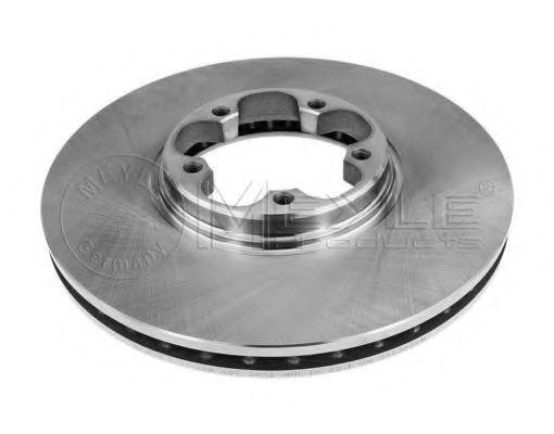 Тормозной диск передний вентилируемый MEYLE 7155217022