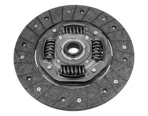 Ведомый диск сцепления MEYLE 7172402300