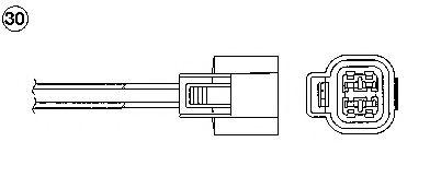 Лямбда-зонд  арт. 96284