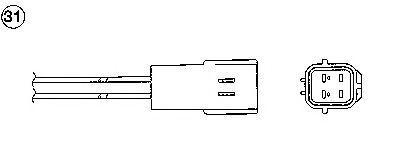 Лямбда-зонд  арт. 92366