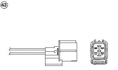 Лямбда-зонд  арт. 92036