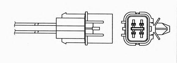 Электроника двигателя Штуцер прокачки тормозов NGK арт. 0015