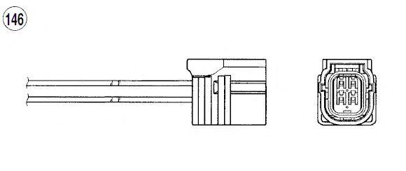 Лямбда-зонд  арт. 93765