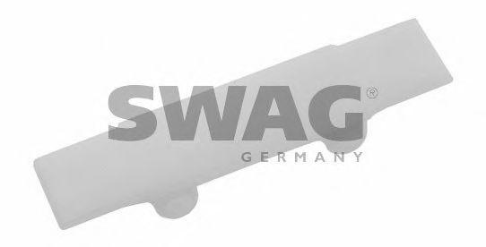 Успокоитель цепи ГРМ Планка успокоителя, цепь привода SWAG арт. 10090021
