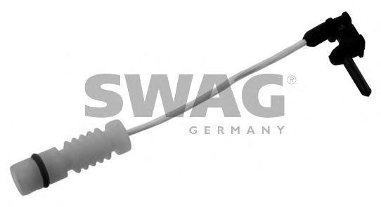 Датчик износа колодок Датчик износа тормозных колодок SWAG арт. 10901498
