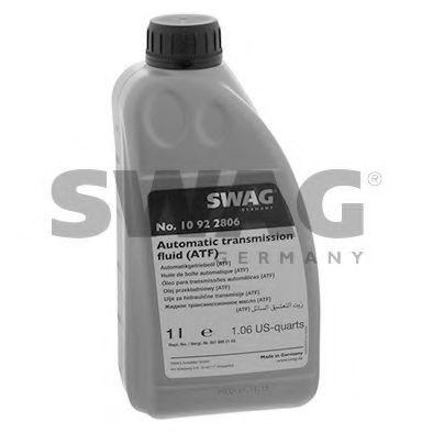 Автотрансмиссионное масло (ATF) (красное) 1L SWAG 10922806