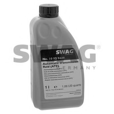Олива трансмісійна ATF 1L MB 236.14 SWAG 10929449