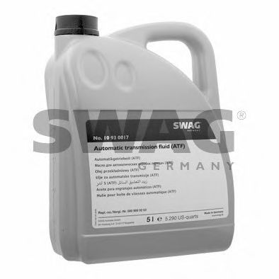 Жидкость для гидросистем SWAG 10930017
