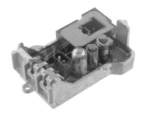 Блок управления отопление/вентиляция SWAG 10931335
