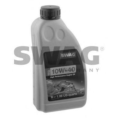 Моторное масло полусинтетическое д/авто SAE 10W40 1L SWAG 15932931