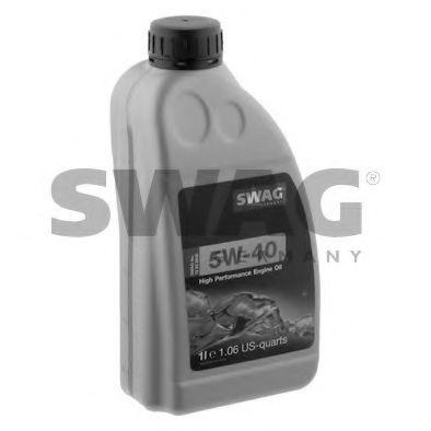 Моторное масло синтетическое д/авто SAE 5W40 1L SWAG 15932936