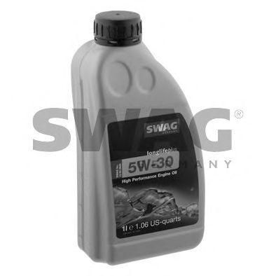 Моторное масло синтетическое д/авто SAE 5W30 Longlifeplus 1L SWAG 15932945