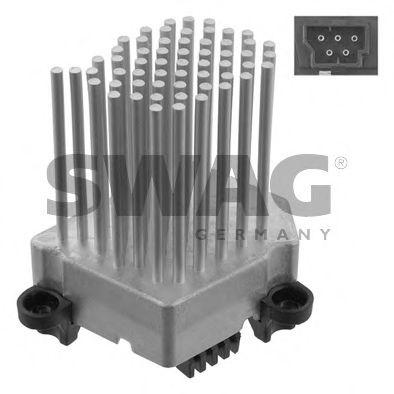 Блок управление отоплением Блок управления отопление-вентиляция BMW 3 E46. X3 E83 SWAG арт. 20931966