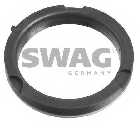 Фото - Підшипник кульковий d>30 амортизатора (передняя ось, двусторонне) SWAG - 30540018