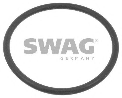 Прокладка фланца радиатора Прокладка, фланец охлаждающей жидкости SWAG арт. 30918774