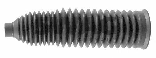 Фото - Пильник рульового механізму гумовий (передняя ось, двусторонне) SWAG - 30921700