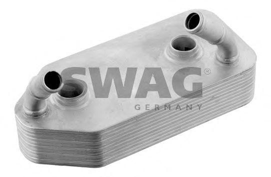Масляный радиатор АКПП Радіатор масляний SWAG арт. 30933151
