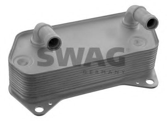 Масляный радиатор АКПП Масляный радиатор АКПП VW CADDY III. TIGUAN SWAG арт. 30938787