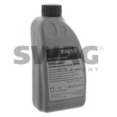Автотрансмиссионное масло (ATF) 1L SWAG 30939095