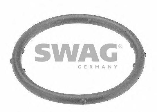 Прокладка фланца радиатора Прокладка фланца системы охлаждения SWAG арт. 32918766