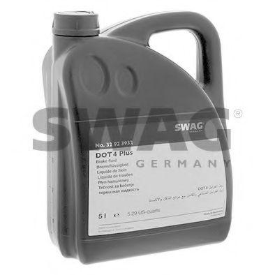 Тормозная жидкость DOT 4+, 5L  арт. 32923932