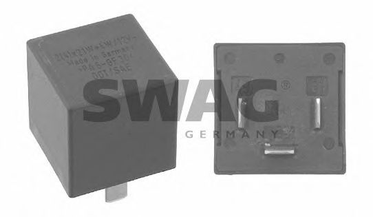 Реле указателя поворотов Прерыватель указателей поворота SWAG арт. 40904633