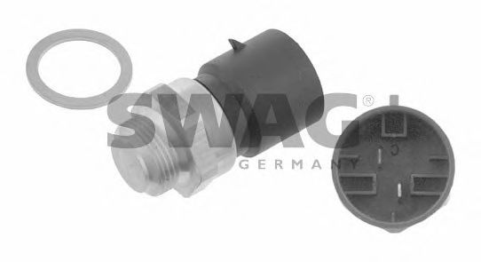 Датчик включения вентилятора SWAG 40911915