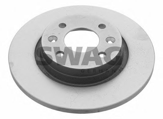Тормозной диск передний Dacia LOGAN SWAG 60930652