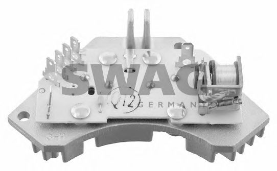 Блок управления отпление/вентиляция SWAG 62928311