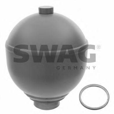 Гидроаккумулятор подвески Гидроаккумулятор, подвеска / амортизация SWAG арт. 64922525