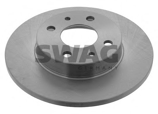 Тормозной диск  арт. 70910619