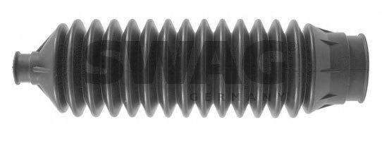 Фото - Пильник рульового механізму гумовий (передняя ось, двусторонне) SWAG - 99800001