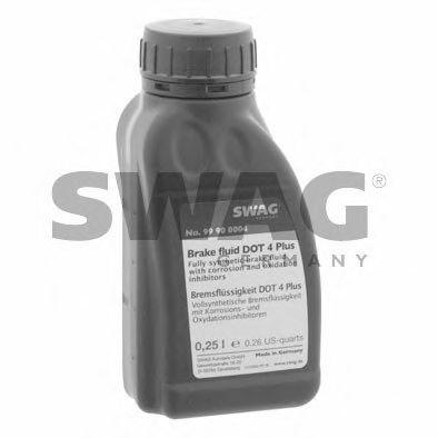 Тормозная жидкость DOT 4+, 0,25L  арт. 99900004