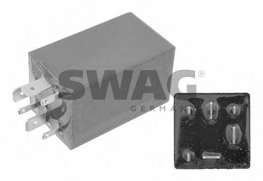 Реле топливного насоса Реле топливного насоса SWAG арт. 99901483