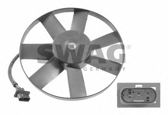Вентилятор радиатора в интернет магазине www.partlider.com