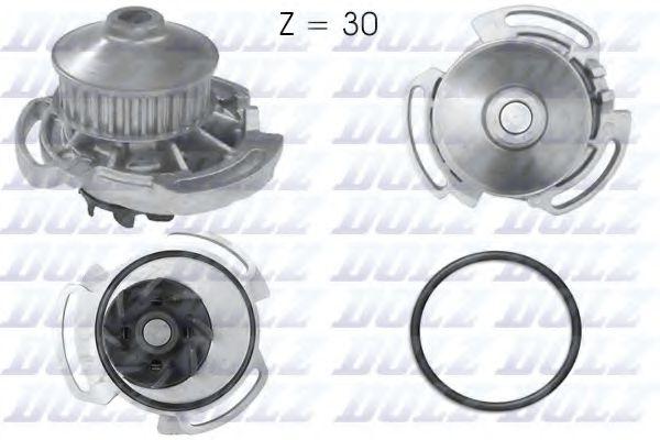 Водяний насос VW GOLF III JETTA POLO / SEAT CORDOBA (6K2/C2) IBIZA II (6K1) INCA (6K9)