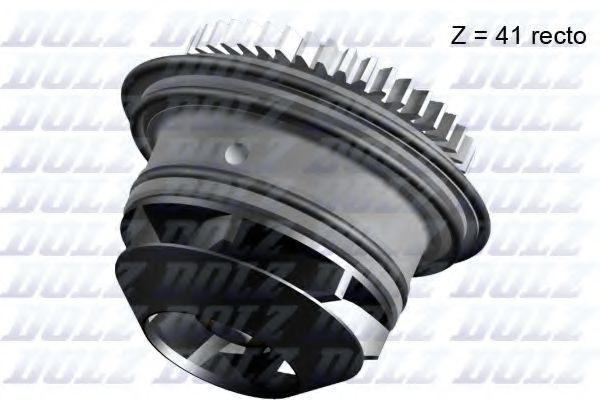 Водяний насос VW LT28-46II 2,8TDI 01-06