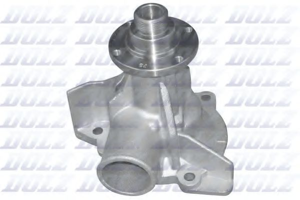 Водяна помпа Bmw E34 2.4TD 89- DOLZ B211