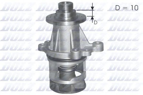 Водяна помпа Bmw E36 316-318 92- DOLZ B216