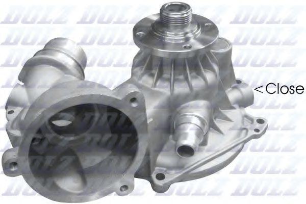 Водяна помпа BMW X5 E53 4.4i/4.8i 12.03-> DOLZ B230