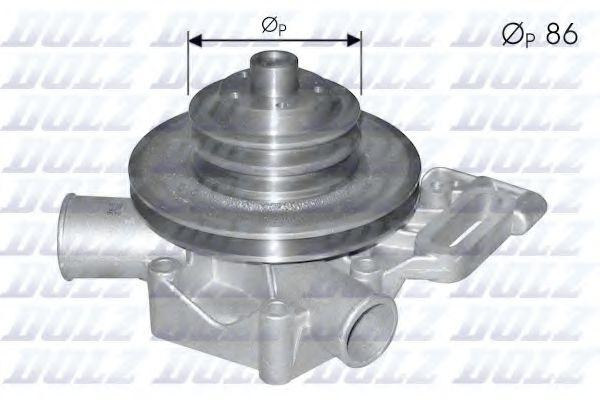 a_Водяний насос CITROEN C25 (280_, 290_) CX / FIAT DUCATO (280) / PEUGEOT J5 (280L, 280P, 290L) DOLZ C115