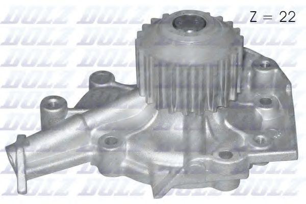 Водяной насос Dolz AVEO E-TECH II  арт. D214
