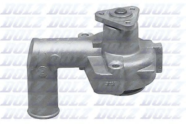 Водяна помпа Ford Escort 1,1 80>89,Oron 1,3 86>90 DOLZ F105