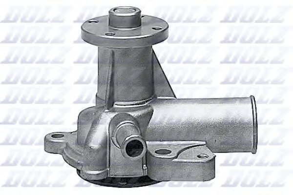 Водяна помпа Ford 1.3-2.0LTR. Ohc -82 DOLZ F111