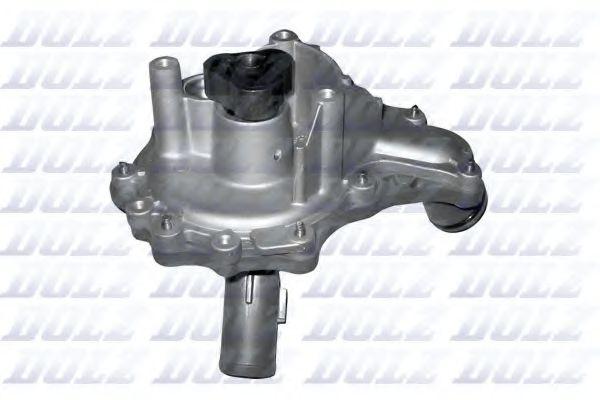 Водяна помпа(з корпусом) Citroen Jumper, Fiat Ducato, Ford Transit, Peugeot Boxer, 2.2HDi/2.2D/2.2TDCi 04.06-  DOLZ F204