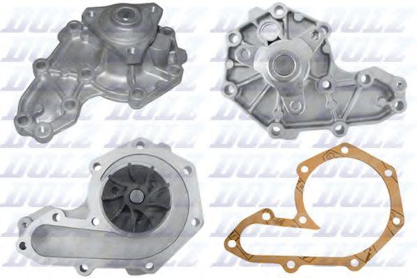 Водяна помпа Renault Kangoo 1.9D/Laguna 1,8I-2.0 16V 94- DOLZ R179
