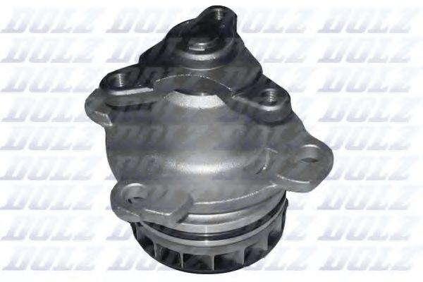 Водяна помпа Opel Vivaro/Renault Trafic 2.0dCi/2.3dCi 08.05-  DOLZ R230