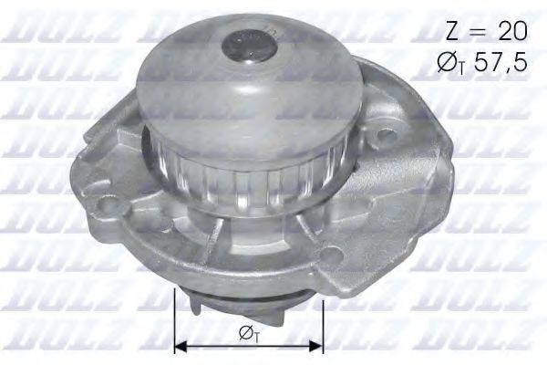 Водяной насос Dolz  арт. S161