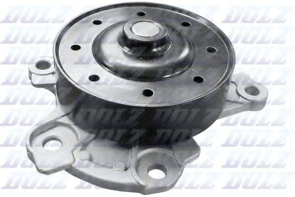 Водяна помпа Toyota Auris 1.6/1.8/Rav-3/4 2.0 07- DOLZ T235
