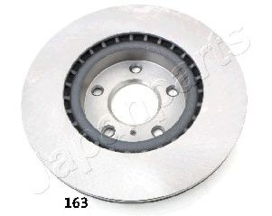 Тормозной диск JAPANPARTS DI163